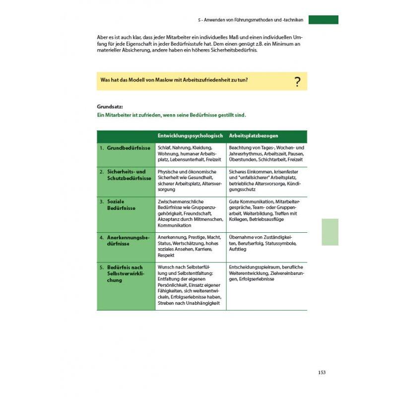 Brief Für Zusammenarbeit : Industriemeister lehrbuch zusammenarbeit im betrieb