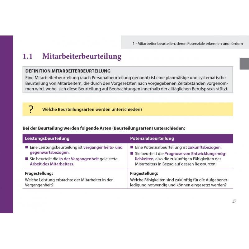 Lernkarten Handlungsbereich 4: Personal- und Organisationsentwicklung