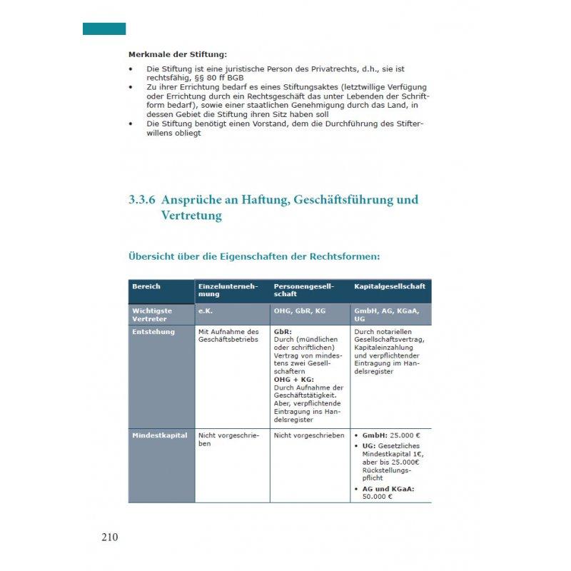 Prüfung Fachwirt Ihk Lehrbuch Wirtschaftsbezogene